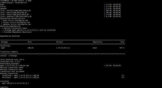CentOS7一键脚本安装WireGuard插图1