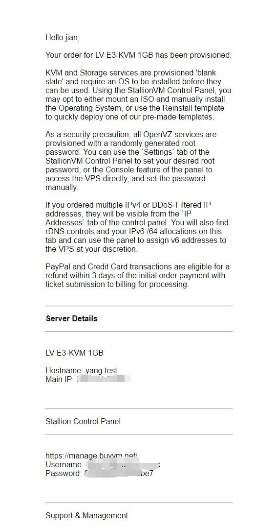 最新BuyVm安装Windows系统教程插图1