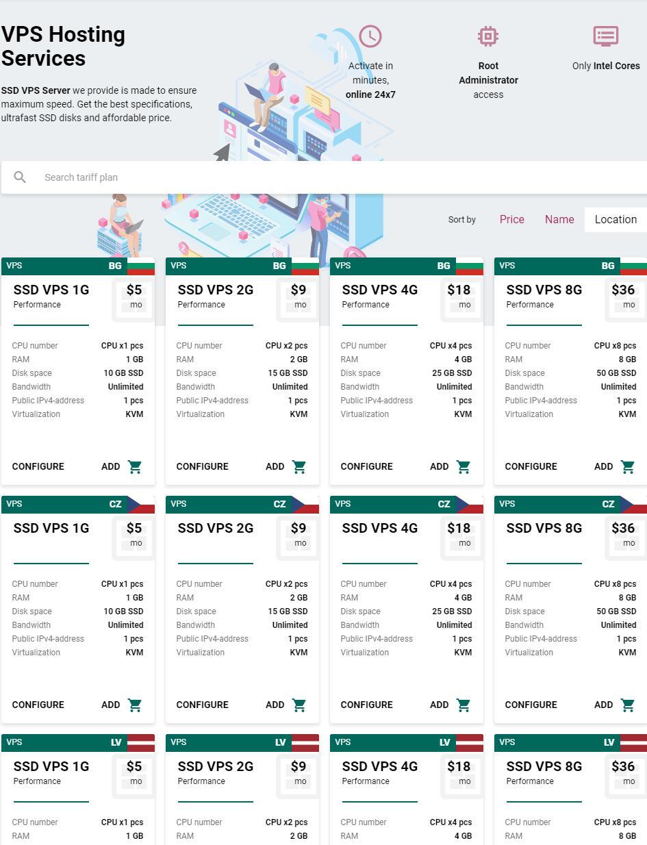 Hostry新加坡VPS评测,1核1G 5$/月,不限流量插图