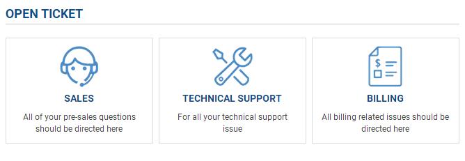 Hostwinds联系技术获得支持帮助的四种方法插图1
