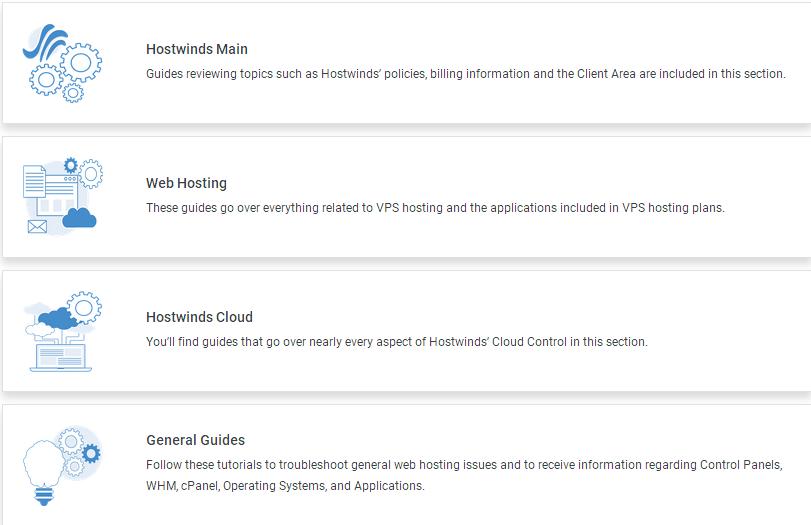Hostwinds联系技术获得支持帮助的四种方法插图2
