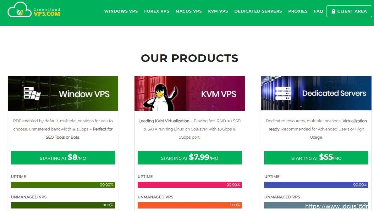 GreencloudVPS大盘鸡促销:新加坡/日本大硬盘VPS,500GB硬盘,KVM/1核2G内存/G口带宽,$50美元/年插图