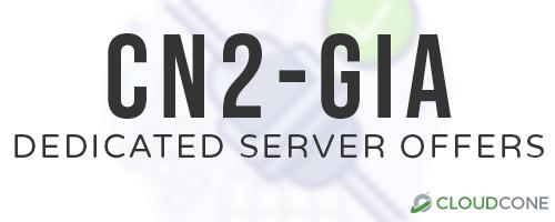 cloudcone洛杉矶cn2 gia线路独立服务器月付$73(无限流量)插图