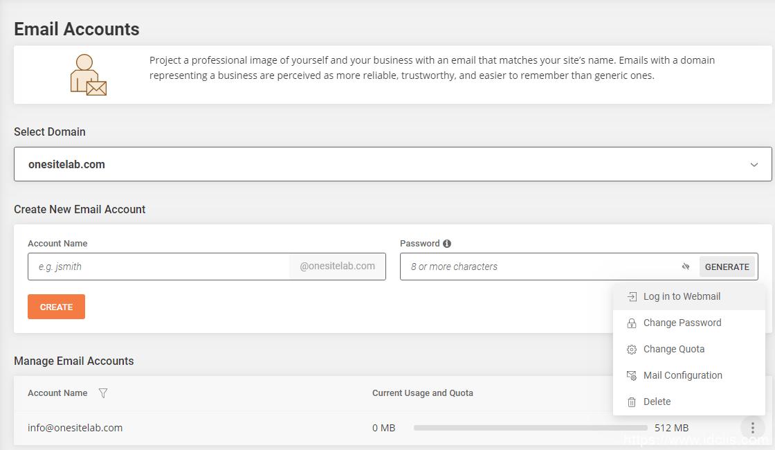 SiteGround 企业邮箱怎么开通激活,SiteGround免费企业邮箱使用教程详解插图1