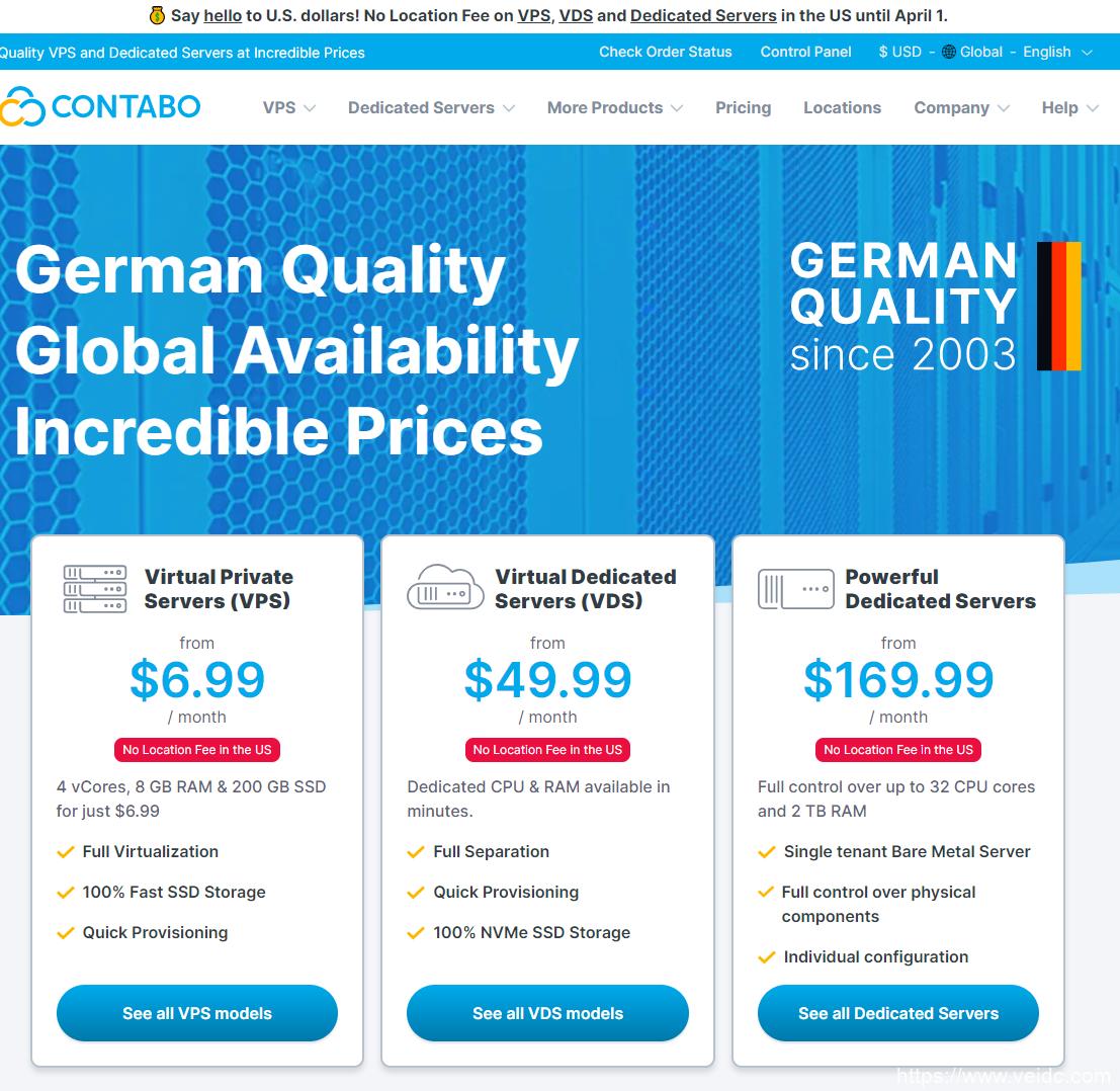 德国老牌商家Contabo VPS Ubuntu系统上使用CyberPanel安装WordPress博客教程插图